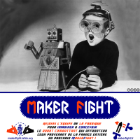 Maker Fight 2018